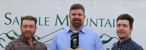 2017 Builder of the Year, 2018 MBIA President- Ryan Frey, SMC